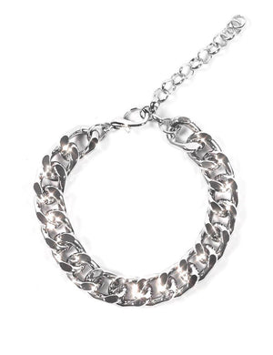 Silver Anklet Chain