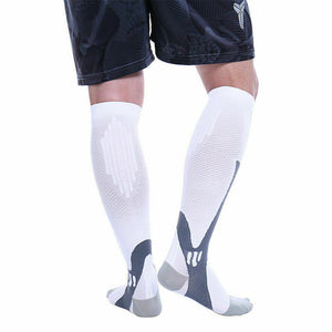 High Compression Socks 20-30 mmhg - Pink (2 Pairs)