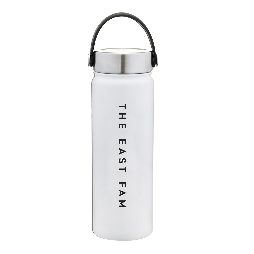 Logo White Water Bottle
