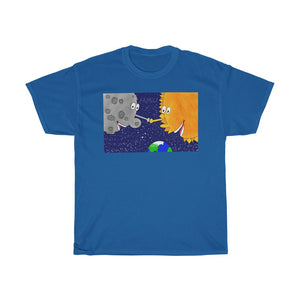 """ I love you like the Sun loves the Moon"" (Adult Sizes)"