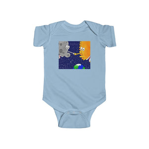 """ I love you like the Sun loves the Moon"" (Infant Sizes)"