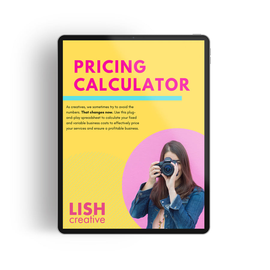 Pricing Calculator