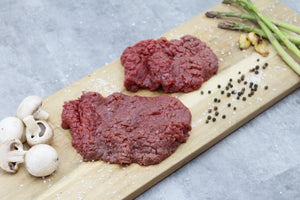 Bison Steak Selection
