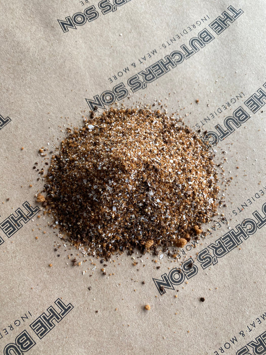 THE BUTCHER'S SON ESPRESSO RUB 150G