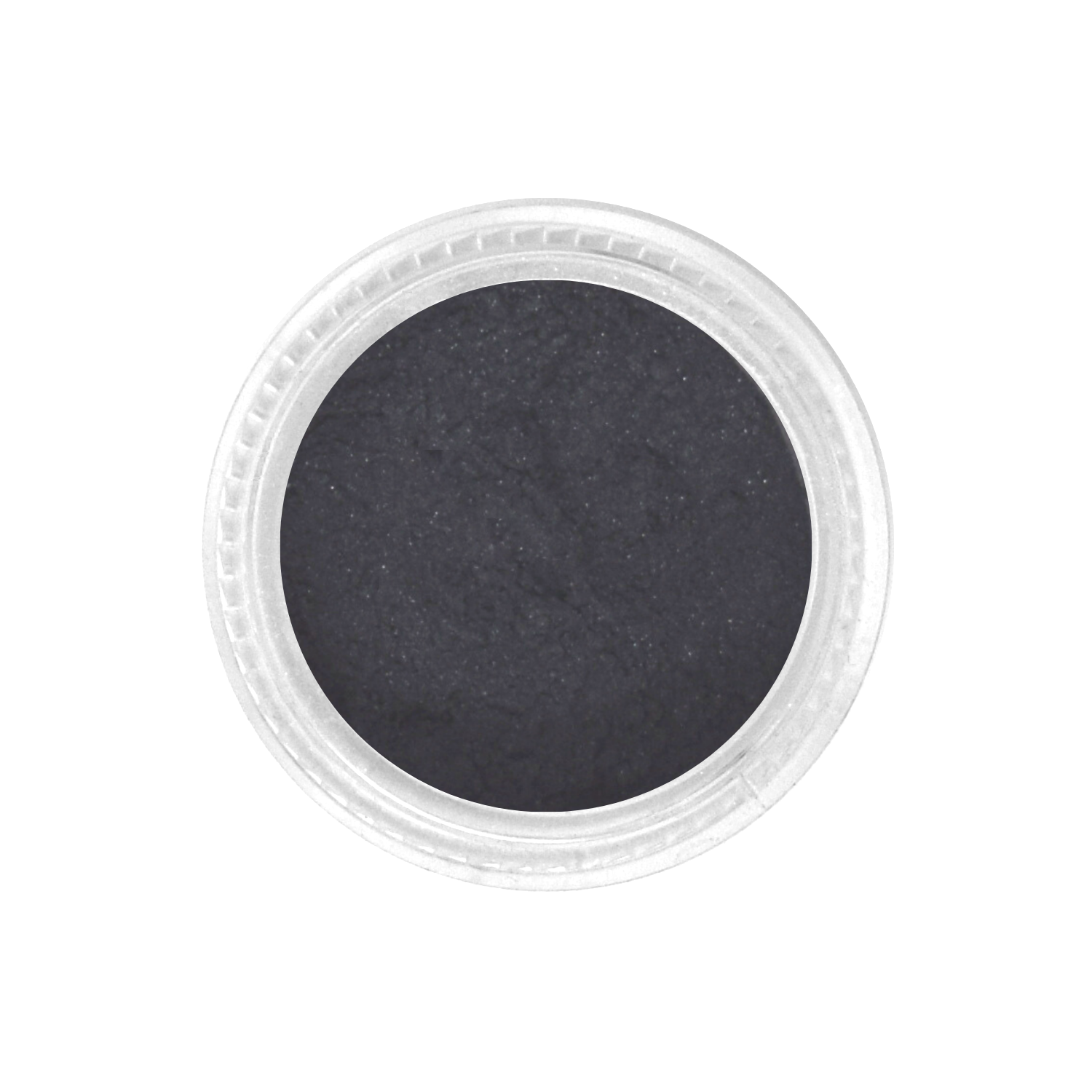 Loose Mineral Eye Shadow in Charcoal