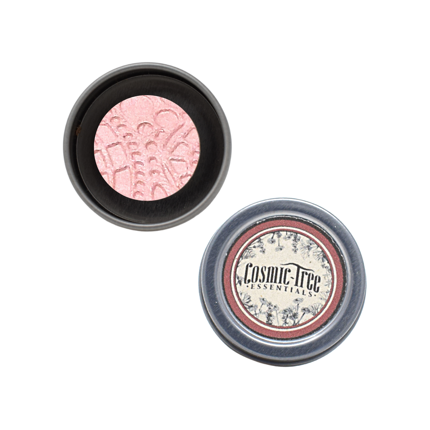 Crucible Pressed Eye Shadow in Barest Pink