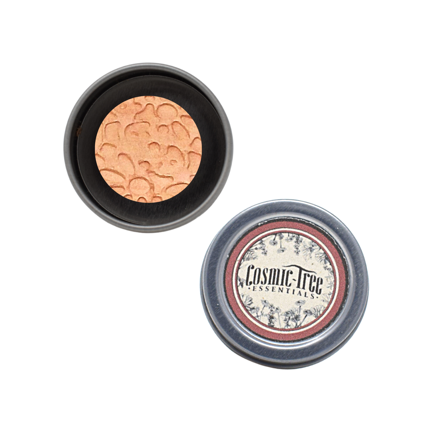 Crucible Pressed Eye Shadow in Cinnamon Rose