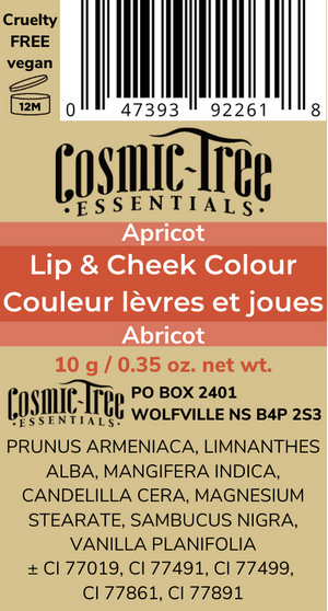 Lip and Cheek Colour Stick in Apricot