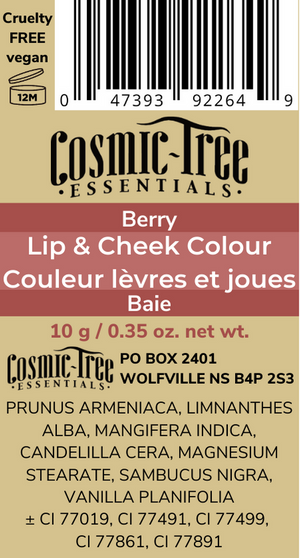 Lip and Cheek Colour Stick in Berry