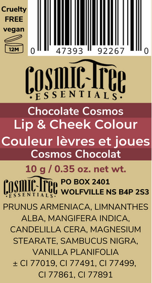 Lip and Cheek Colour Stick in Chocolate Cosmos