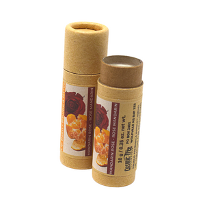Mandarin Rose Botanical Lip Balm