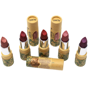 Elemental Coloration Lipstick in Chocolate Rose