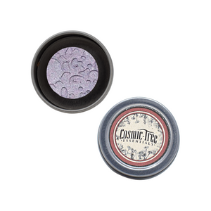 Crucible Pressed Eye Shadow in Orchid Grey