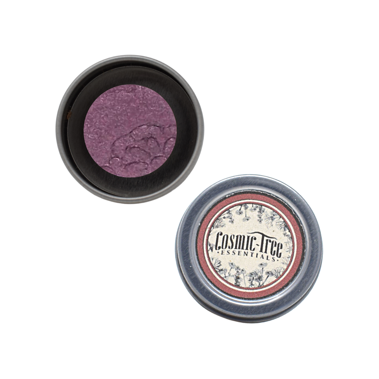 Crucible Pressed Eye Shadow in Vintage Iris