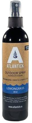 Atlantick - Lemongrass Outdoor Spray: 240ml
