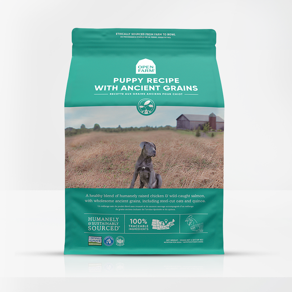 Open Farm - Dry Dog Food - Puppy with Ancient Grains