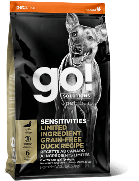Go! Limited Ingredient Grain Free - Duck