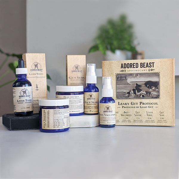 Adored Beast - Leaky Gut Protocol