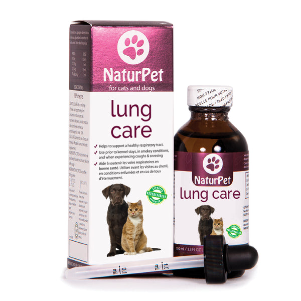 Naturpet - Lung Care