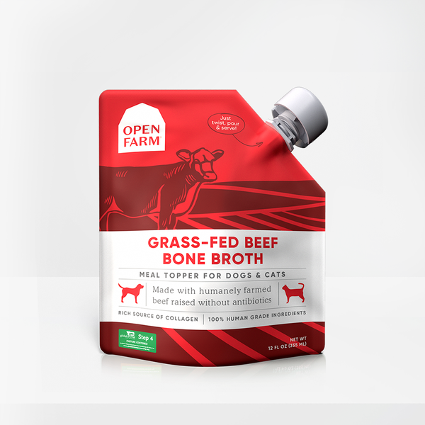 Open Farm - Grass Fed Beef Bone Broth