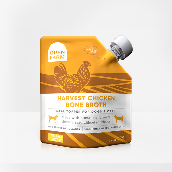 Open Farm - Chicken Bone Broth