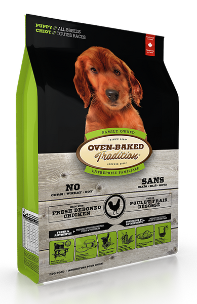 Oven Baked Tradition Dog Food - Puppy