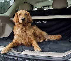 Soggy Dog - Cargo Area Cover