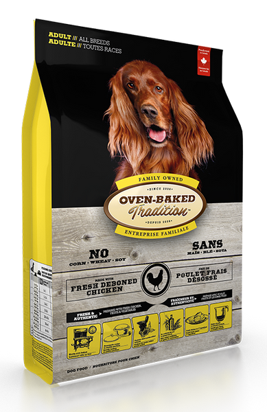Oven Baked Tradition Dog Food - Chicken