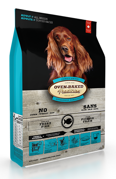 Oven Baked Tradition Dog Food - Fish