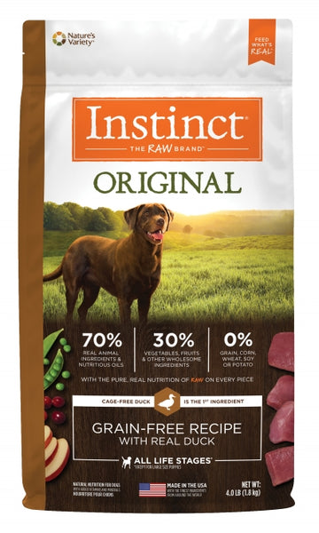Instincts - Original - Grain Free Duck