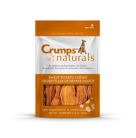 Crumps Sweet Potato Chews