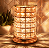 Crystal Touch Sensitive Aroma Lamp - RoseGold