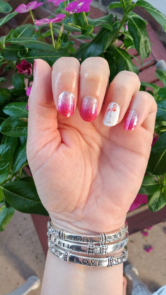 Beautiful Nails Apple Girl Nails