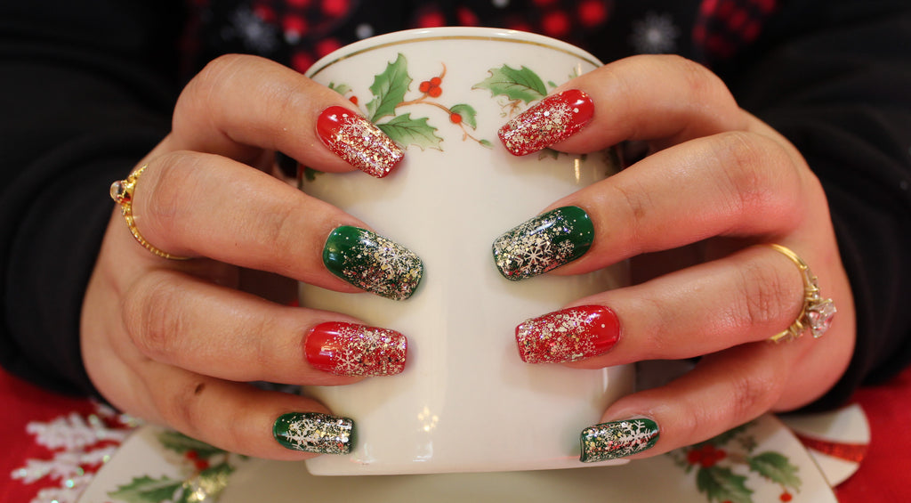 Trending Holiday Nail Colors
