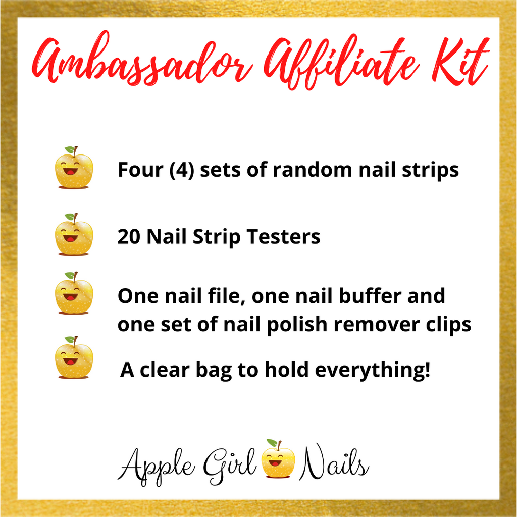Brand Ambassador Affiliate Kit