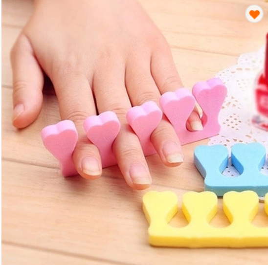 Foam Toe & Finger Spacers Set