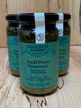 Load image into Gallery viewer, Basil Pesto Genovese