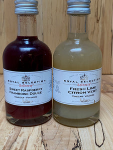 Fruit Pulp Vinegars