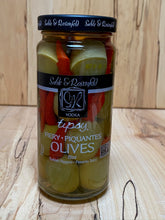 Load image into Gallery viewer, Tipsy Fiery Olives