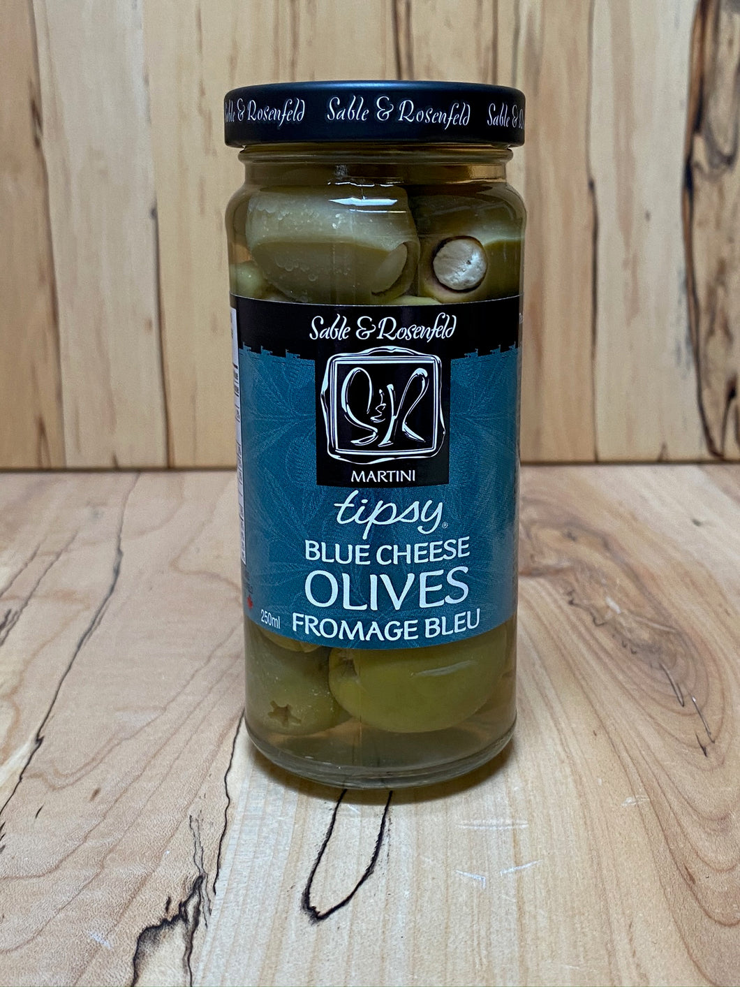 Tipsy Blue Cheese Olives