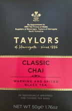 Load image into Gallery viewer, Taylors of Harrogate Classic Chai Tea