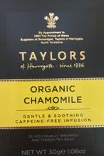 Load image into Gallery viewer, Taylors of Harrogate Organic Chamomile