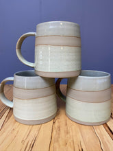 Load image into Gallery viewer, Rustic Striped Mugs