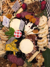 Load image into Gallery viewer, Cheese & Charcuterie Catering Boards