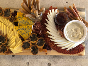 Cheese & Charcuterie Catering Boards