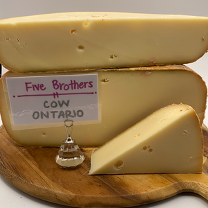 5 Brothers cheese (cow)