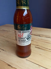 Load image into Gallery viewer, Rootham Fire Roasted Red Pepper Ketchup