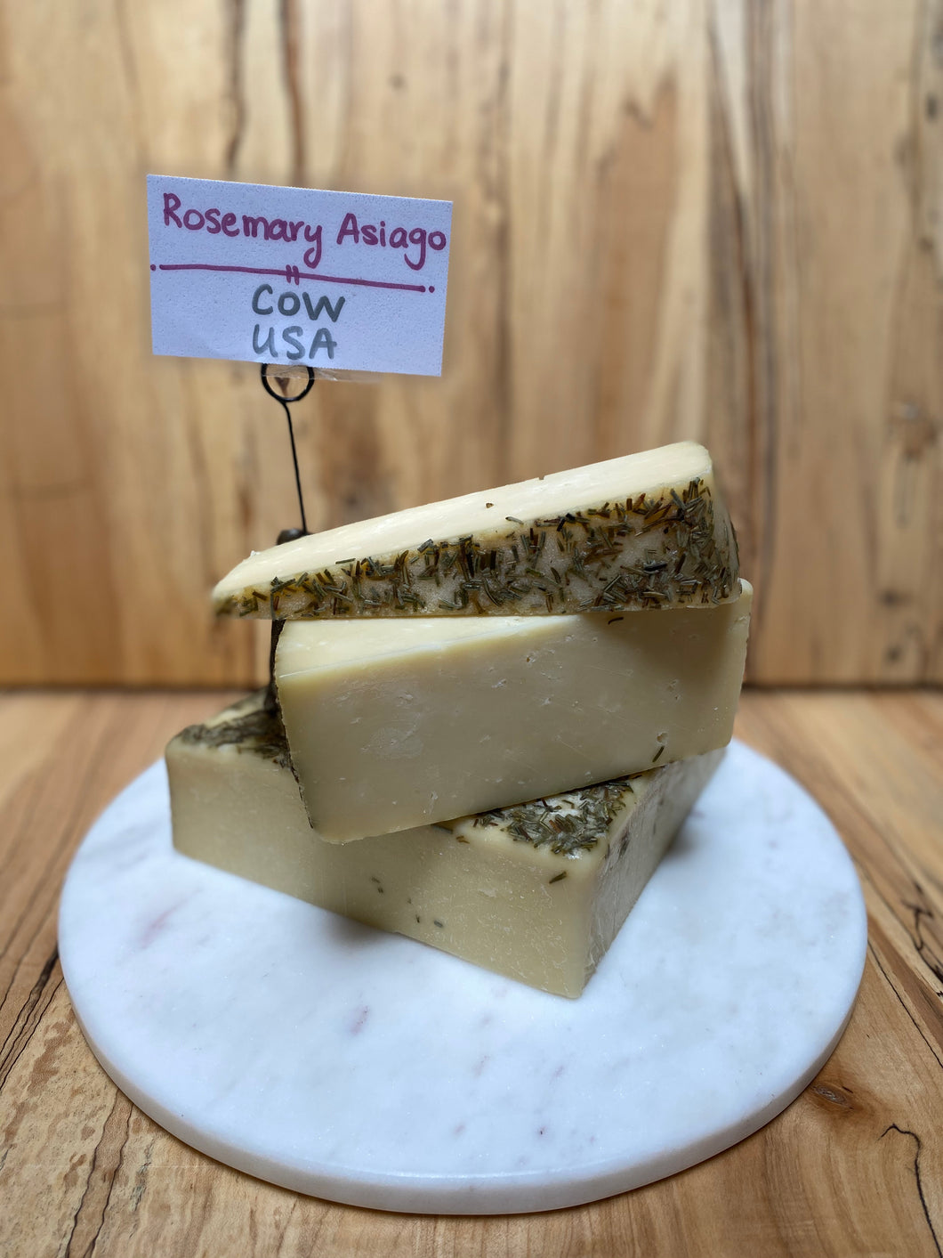 Rosemary Asiago (cow)