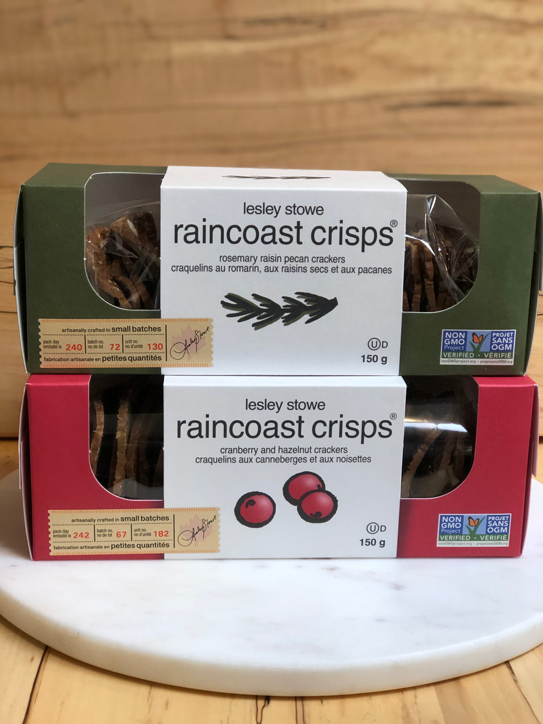 Raincoast Crackers