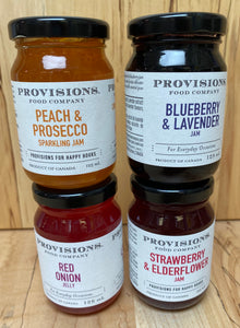 Provisions Food Co. - Jam & Jellies